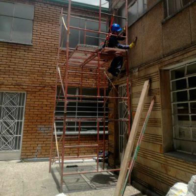 remodelación